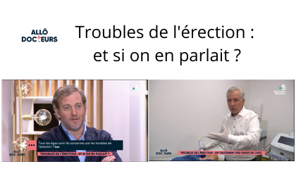 les troubles de l erection